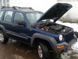 Jeep Cherokee. Dalis siunciu.detali vysylaju