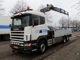 Scania Fh12, Pk23002, su kranu