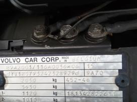 Volvo S60. Dazu kodas 452-46 juodas odinis