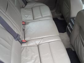 Volvo V70. Dazu kodas 445-26 odinis salonas