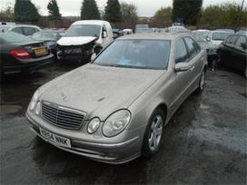 Mercedes-benz E klasė. Varikliao 3,2, 2,7, 2