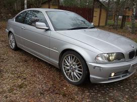 Bmw 330 dalimis. Bmw e46 330ci coupe 2000m.
