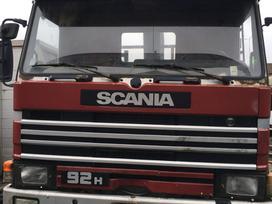Scania P 92 H, sunkvežimiai