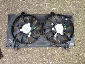 Mazda 6 ventiliatorius
