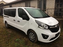 Opel Vivaro dalimis. Placiausias naudotu visu