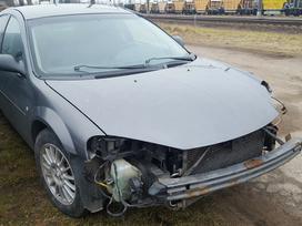 Chrysler Sebring. Amerikietiškų automobilių