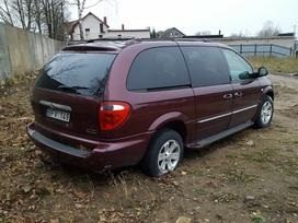 Chrysler Town &amp Country. Limited 4wd