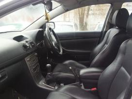 Toyota Avensis. europa, dyzel benzin dalis