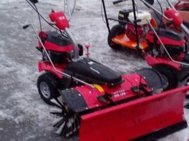 PowerPac MK100, sniego valymo mašinos