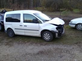 Volkswagen Caddy dalimis. Parduodamas