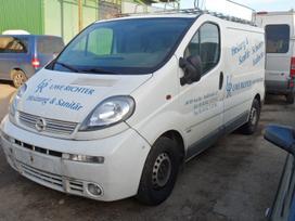 Opel Vivaro dalimis