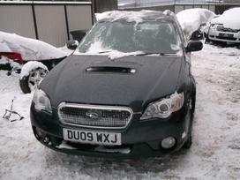 Subaru Outback. Varyklio defektas