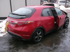 Honda Civic. Automobilis parduodamas dalimis.