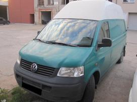 Volkswagen Transporter T5 krovininiai