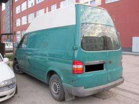 Volkswagen Transporter T5, krovininiai