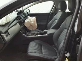 Jaguar Xf. Pristatome automobilių dalis į