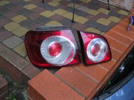 Volkswagen Golf Plus. buferiai -
