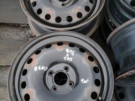 Renault plieniniai štampuoti R16