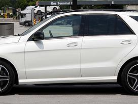 Mercedes-benz Gle400 dalimis. ! naujos