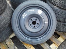 Toyota plieniniai štampuoti R17
