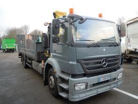 Mercedes-benz Axor 25/33, platformos