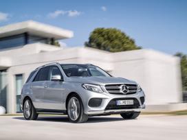 Mercedes-benz Gle klasė. ! naujos