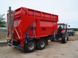 -Kita- 10 tonų, traktorinės priekabos