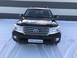 Toyota Land Cruiser, 4.5 l., visureigis