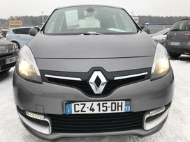 Renault Scenic 1.5 l. vienatūris