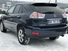 Lexus Rx 400h, 3.3 l., visureigis
