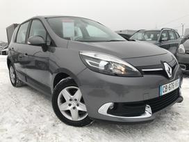 Renault Scenic, 1.5 l., vienatūris