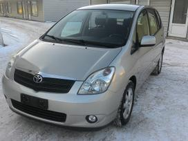 Toyota Corolla Verso 2.0 l. vienatūris