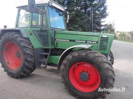 Fendt 312, traktoriai