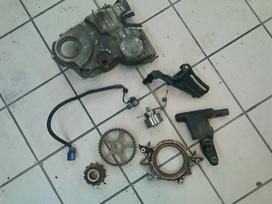 Honda Hr-v stūmokliai, variklio galvutė, oro