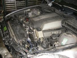 Bmw 535. Bmw 535 1998m. 3.5 ltr variklis,