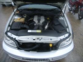 Opel Omega. Pristatome automobilių dalis į