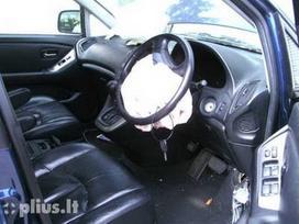 Lexus Rx klasė. доставка бу запчастей с