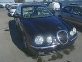 Jaguar S-type. Europa