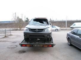 Mazda Tribute. Dalimis is amerikos 3.0-4wd