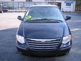 Chrysler Grand Voyager dalimis. Perku