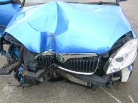 Skoda Roomster. Angliskas automobilis.