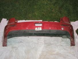 Mitsubishi Lancer. Lancer sportbak bumper