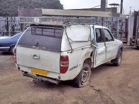 Mazda Bt-50. доставка бу запчастей с