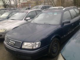 Audi 100 (C4). Naudotos automobiliu dalys