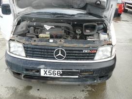 Mercedes-benz, Vito, krovininis