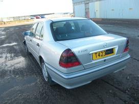 Mercedes-benz C220. MB 220 cdi dyzelis 2,2