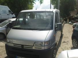 Peugeot Boxer, krovininiai mikroautobusai
