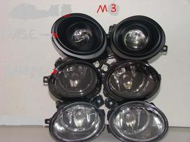 Bmw 3 serija. tuning dalys.m3 halogenai.