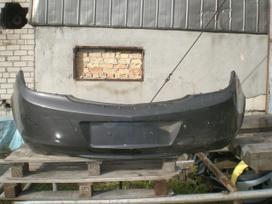 Opel Insignia. Detalių pristatymas visoje