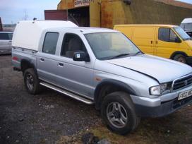 Mazda B Series. доставка бу запчастей с